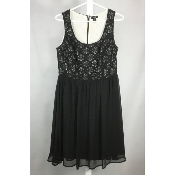 Jacob Black Lace Party Dress - Discoveries size M, L