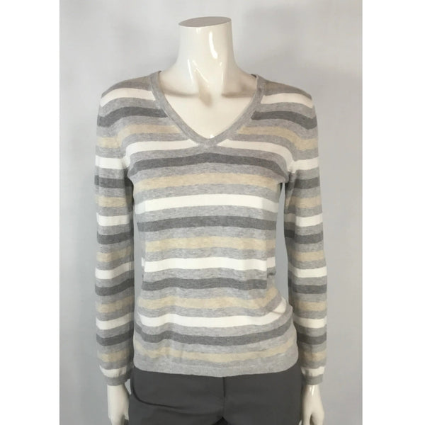 Tommy Hilfiger striped v-neck