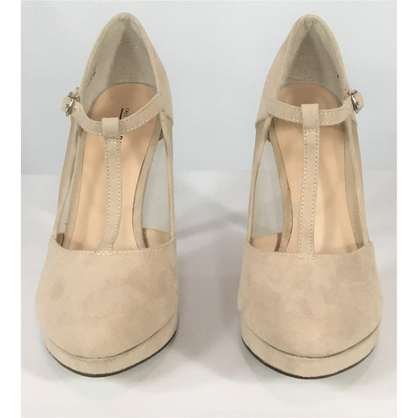 Call it Spring Platform Mary Janes