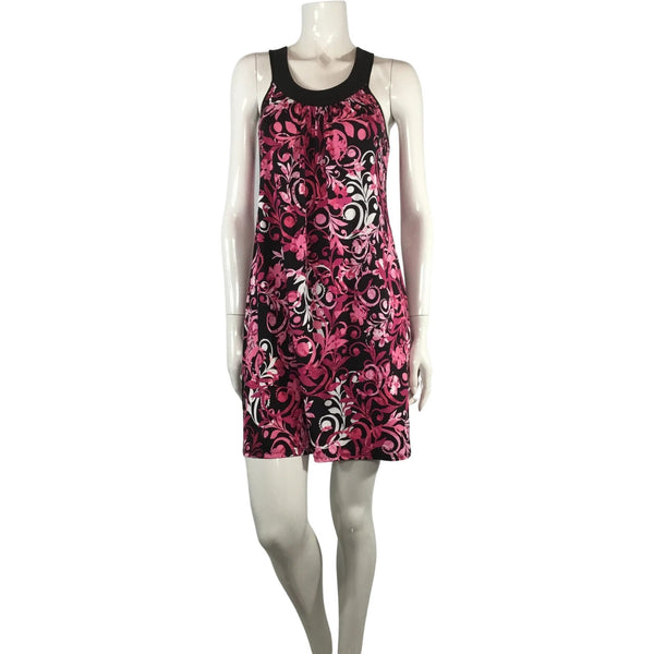George Pink and Black Sundress - Discoveries size S, M