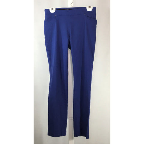 89th & Madison Royal Blue Pants - Discoveries size M
