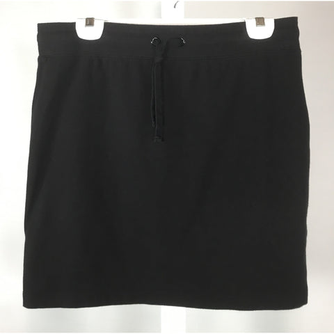 Joe Fresh Black Knit Skirt - Discoveries size S, M