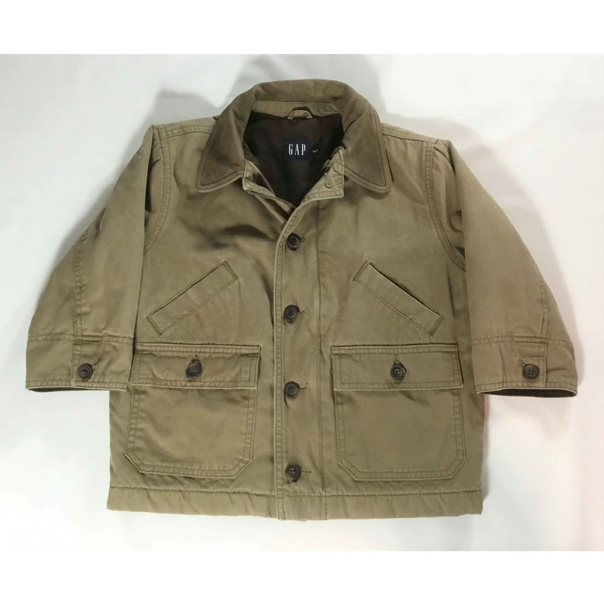 Gap rugged canvas jacket