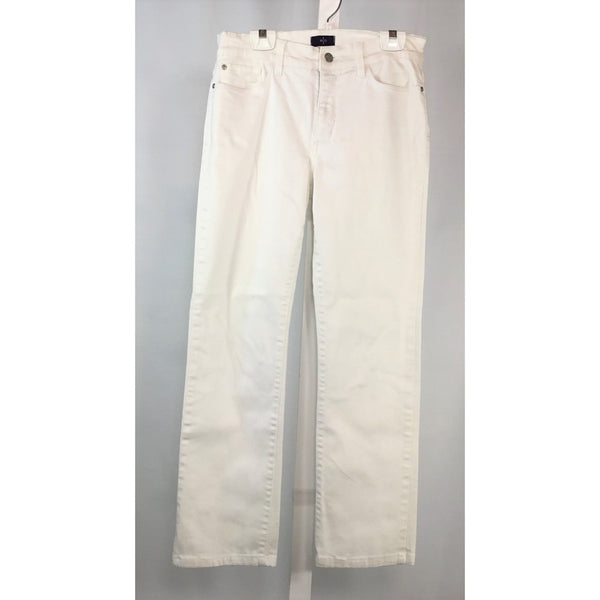 NYDJ White Jeans - Discoveries size S, M
