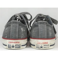 Converse grey 'distressed' runners