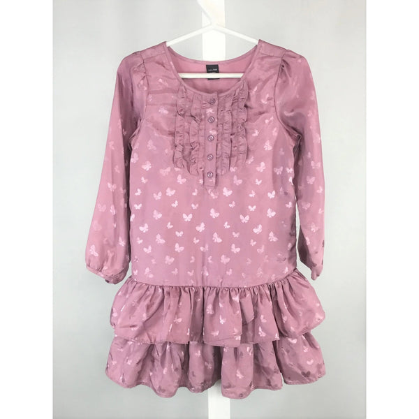 Baby Gap butterfly dress front view