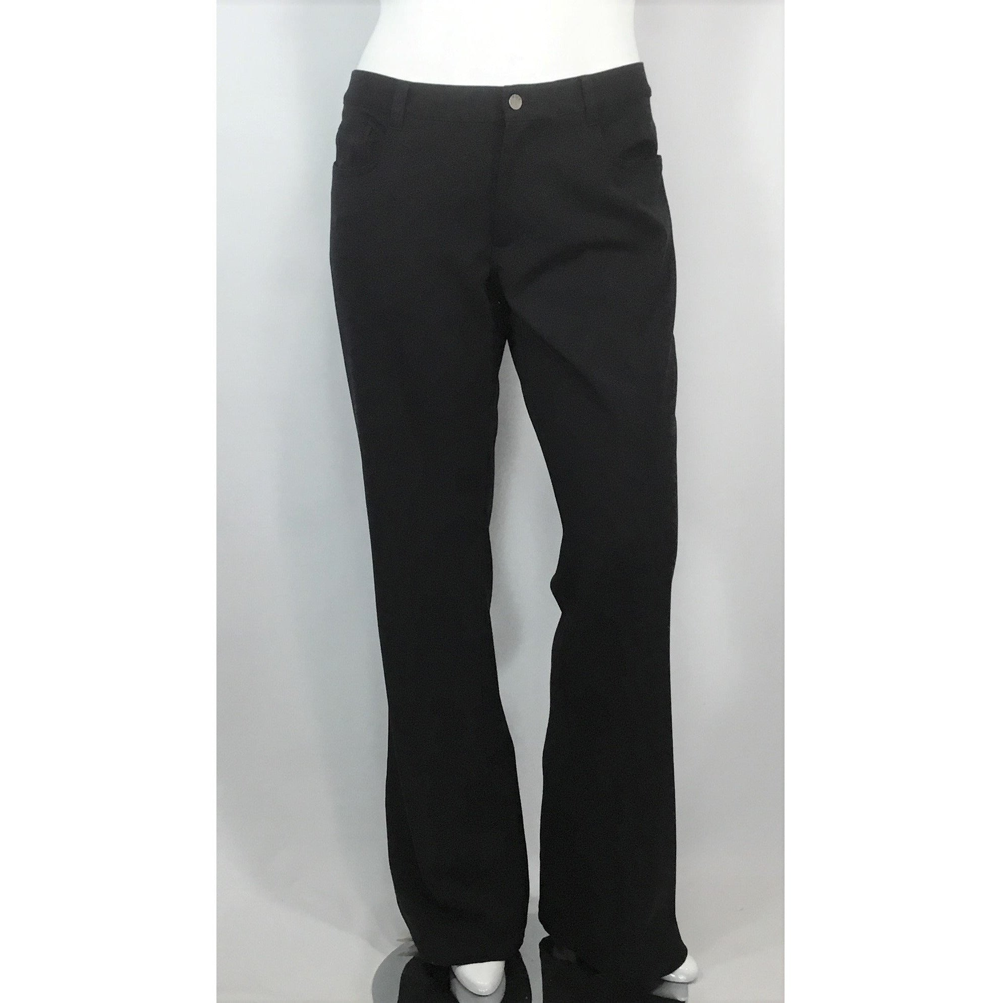 Mexx wide leg black pants