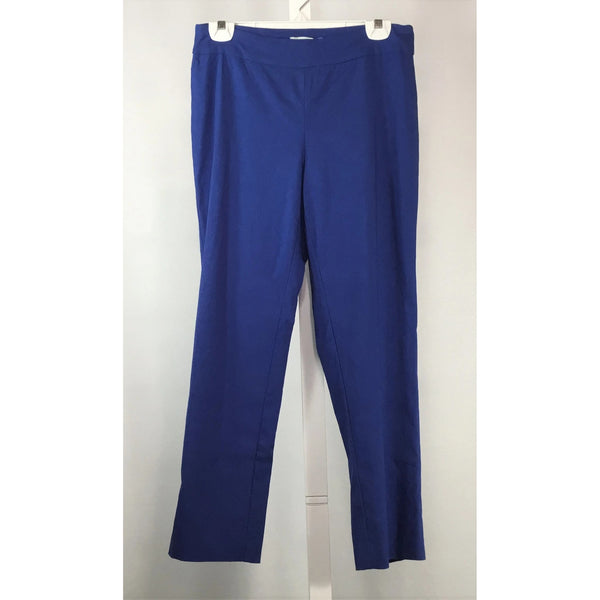 Cleo Royal Blue Pants - Discoveries size M