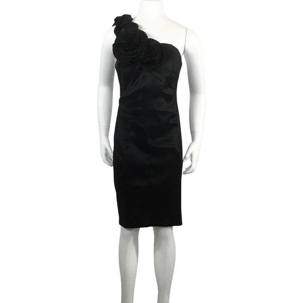 Romeo & Juliet Couture Black Dress - Discoveries size XS, Youth size L