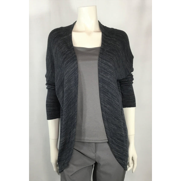 Joe Fresh Navy and Grey Cardigan - Discoveries size S, M