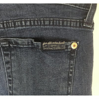 7 for all mankind pocket detail