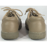 Tender Tootsies Beige Oxford  (size 7B)