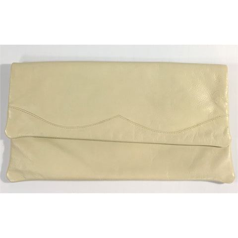 Paragon Bone Leather 'Envelope' Clutch