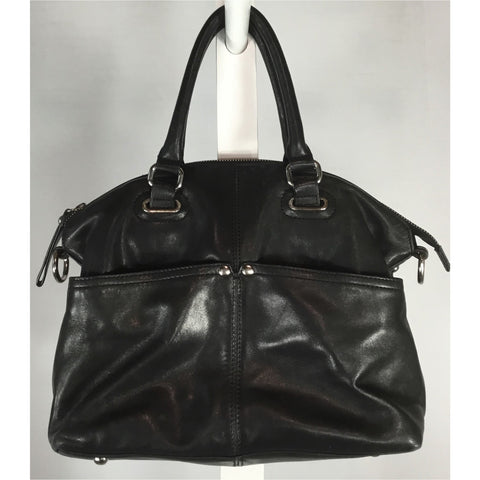 Danier Black Leather Handbag