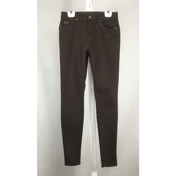 Yoga Brown Jegging - Discoveries size S
