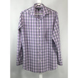 Banana Republic Purple Check Shirt - size M