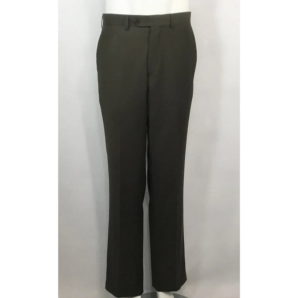 Platinum Club Forest Green Dress Pants - size 32