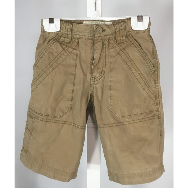 Old Navy Tan Cargo Short - size 6