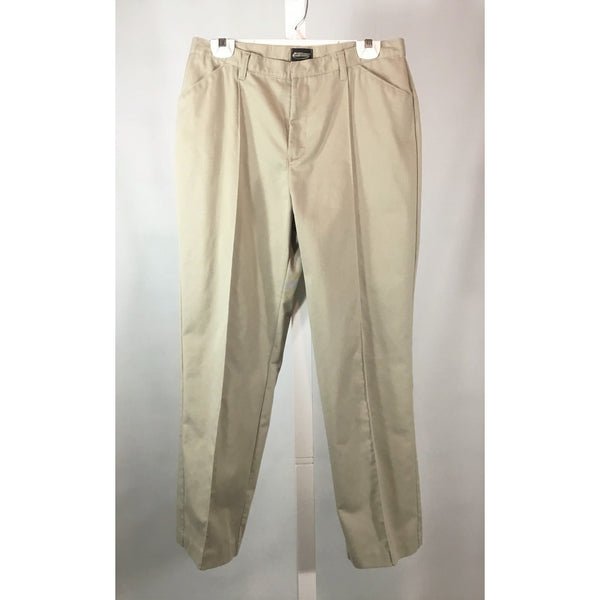 Lee khakis front view