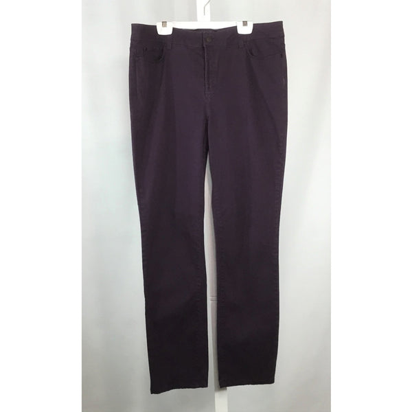 Not Your Daughter's Jeans in Purple - Discoveries size L