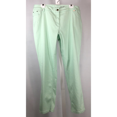 Tan Jay Mint Jeggings - Discoveries size XL