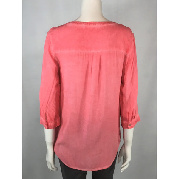 S. Oliver Garment-Dyed Blouse - Discoveries size S, M