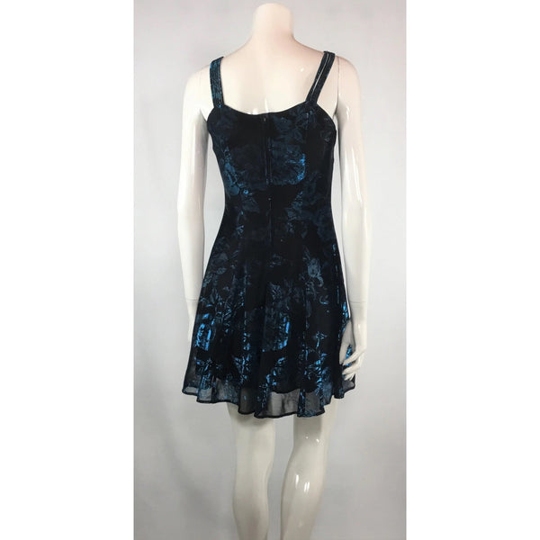 Vittoria Virini Shimmery Dress - Discoveries size S