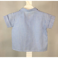 Eaton Striped Sport Shirt - size 6 to 9 months