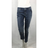 Kenneth Cole skinny crop jeans