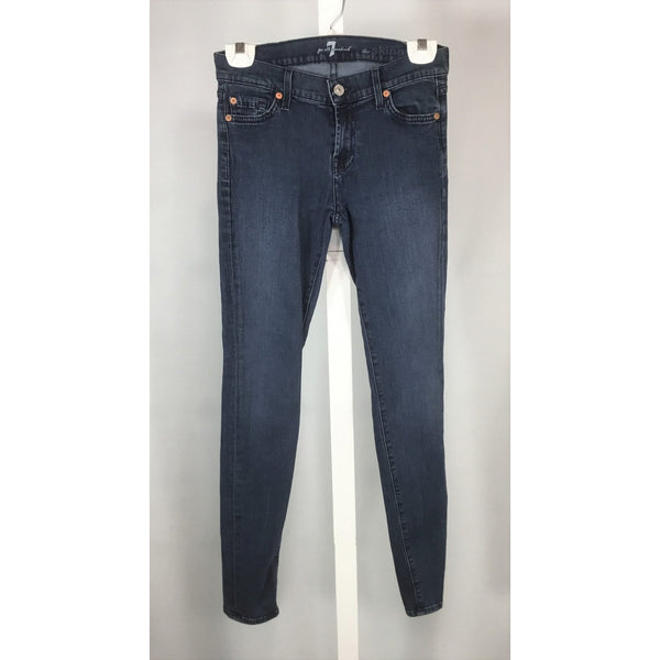7 for all Mankind jegging front view