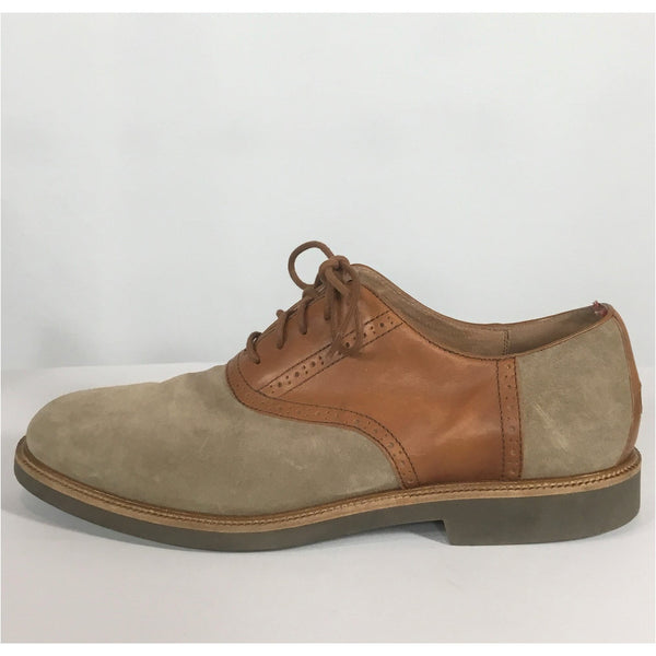 Polo Ralph Lauren Suede Saddle Shoes  (size 13D)