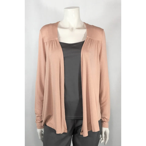 H & M Pale Terracotta Cardigan - Discoveries size S, M