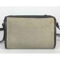 Esprit houndstooth crossbody bag