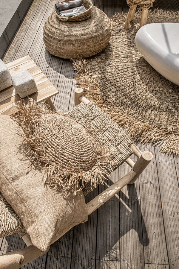 L.Naturel Concept Store - The Jute Cushion