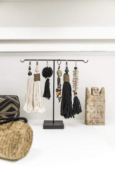L.Naturel Concept Store - The Boho Chic Keychain
