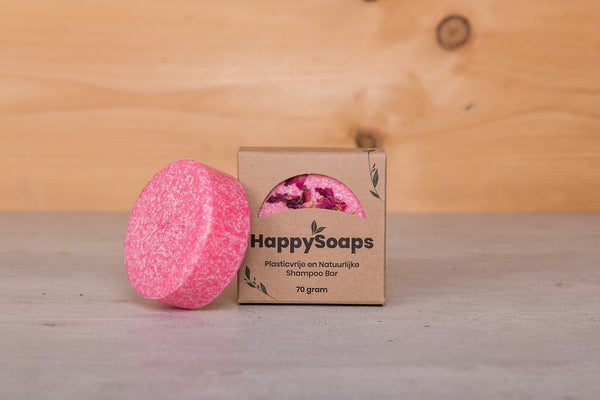 L.Naturel Concept Store - La Vie en Rose Shampoo Bar