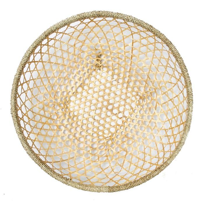 L.Naturel Concept Store - The Bamboo Wall Basket