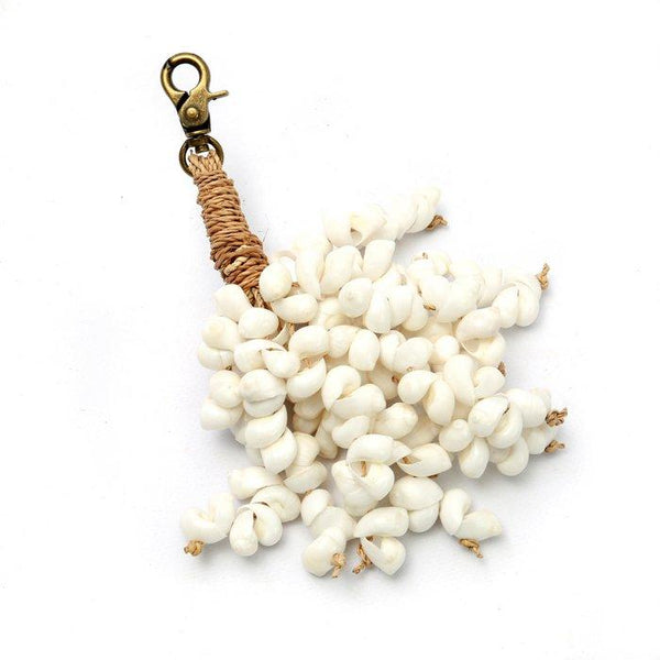 L.Naturel Concept Store - The Kai Shell Keychain