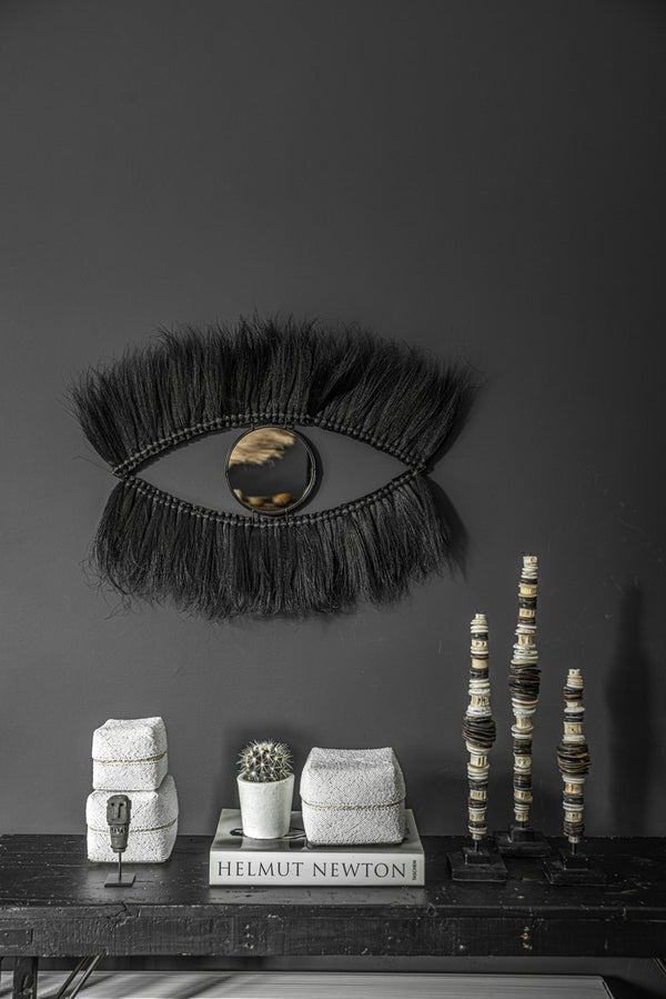 L.Naturel Concept Store - The Black Eye Spiegel