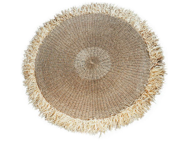 L.Naturel Concept Store - The Raffia Round Naturel