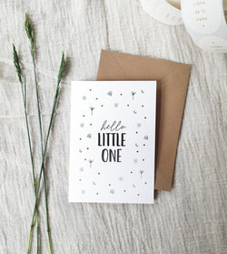 L.Naturel Concept Store - Hello little one | Goudfolie
