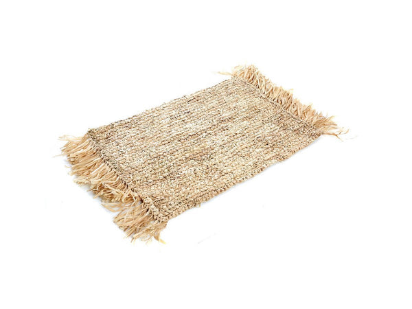 L.Naturel Concept Store - The Fringe Raffia Placemat
