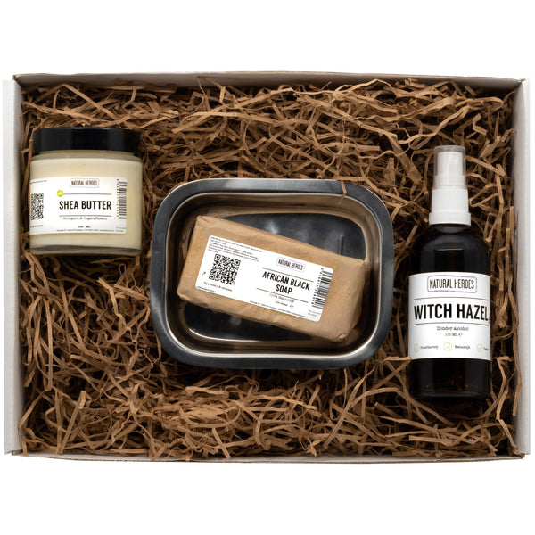 Cadeauset - Natural Care Starterspakket