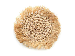 L.Naturel Concept Store - The Fringe Raffia Coaster