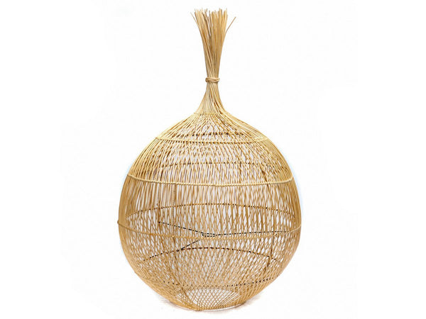 L.Naturel Concept Store - The Rattan Wonton Lamp