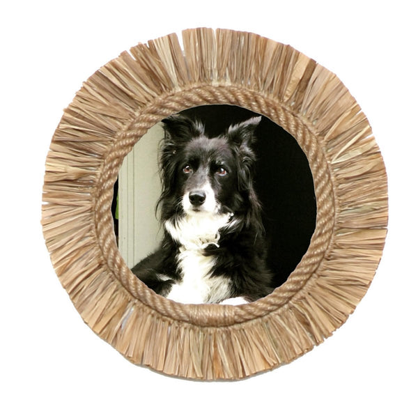 L.Naturel Concept Store - The Raffia Picture Frame