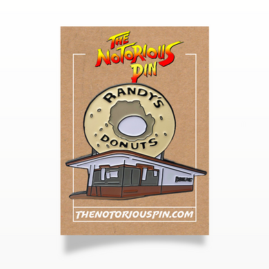 Randy's Donuts Pin