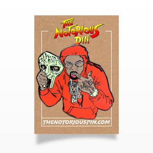 Westside Gunn X Doom Mask Pin