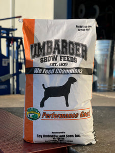 Umbarger Meat Goat Grower 16%