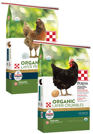 Purina Organic Layer
